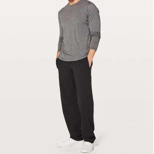LULULEMON Men's Black Sweatpants Track Gym Pants M